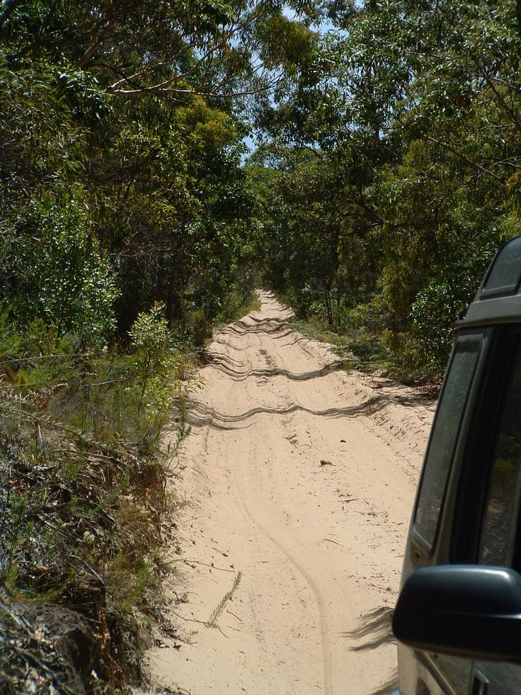 Track to Bulwer