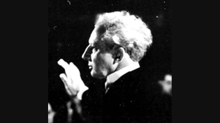 "LEOPOLD STOKOWSKI "" Arioso from Cantata No. 156""  J.S.BACH"