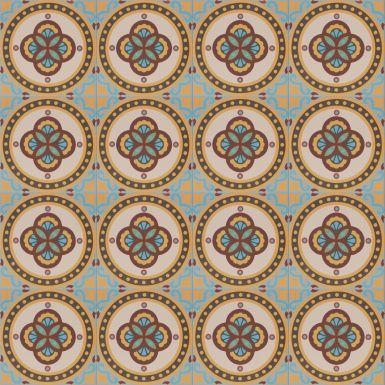 portugese-tegels -> VN Chateau 12 - Designtegels