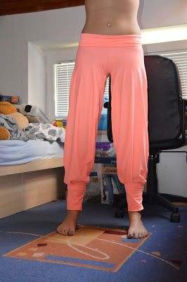 DIY Genie Pants! I want a pair just so I can pretend I'm  M.C. Hammer