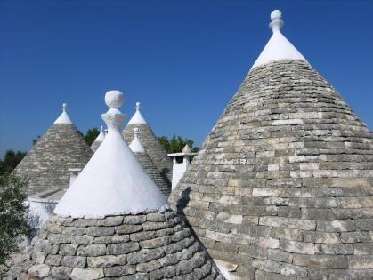Trullo Melograno, Cisternino, Puglia