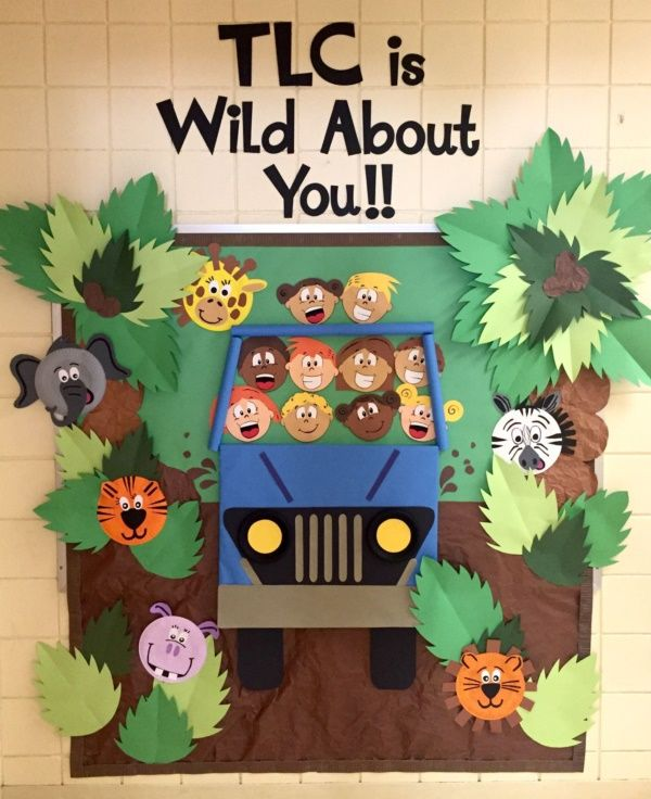 40 Kreative Dekorationsideen für das Bulletin Board in der Schule