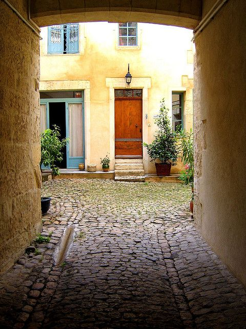 Arles, France. Can't wait to live here this summer!