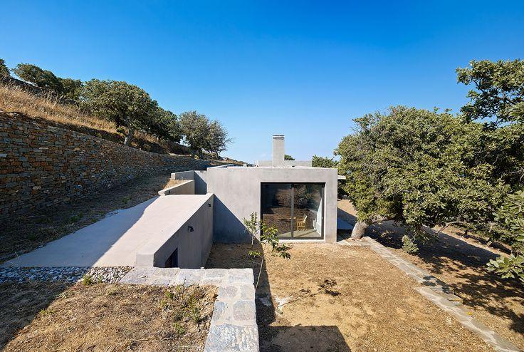 Galería - Casa en Kea / Marina Stassinopoulos   Konstantios Daskalakis - 51