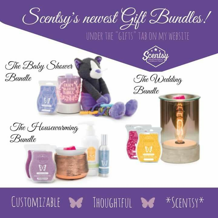 Love that Scentsy brought these bundles in! #scentsyinelnora www.jjackson.scentsy.ca