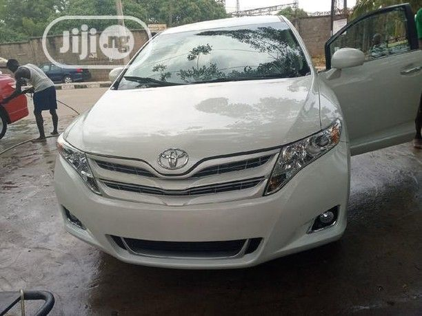 Toyota Venza 2012 Awd White Offering This Clean Tokunbo Toyota Venza 2012 Full Option For Sale Car Duty Is Fully Paid With Docum In 2020 Toyota Venza Awd Full Option