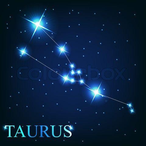 Taurus constellation, Taurus and Constellations on Pinterest