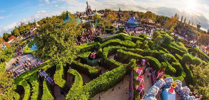 Parcuri De Distractii In Europa - O vacanta plina de adrenalina