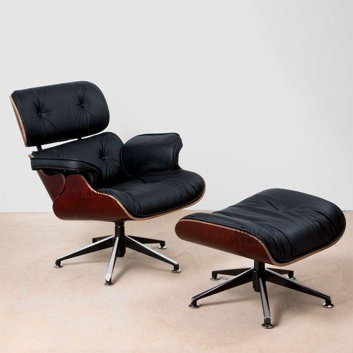 Sillón Eames --> http://www.ambar-muebles.com/sillon-eames.html