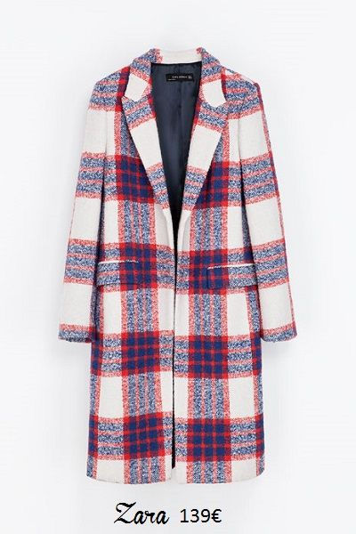 www.morethanawoman.gr #check #checkcoat #checktrend #shopping #bestbuys #zara #coat
