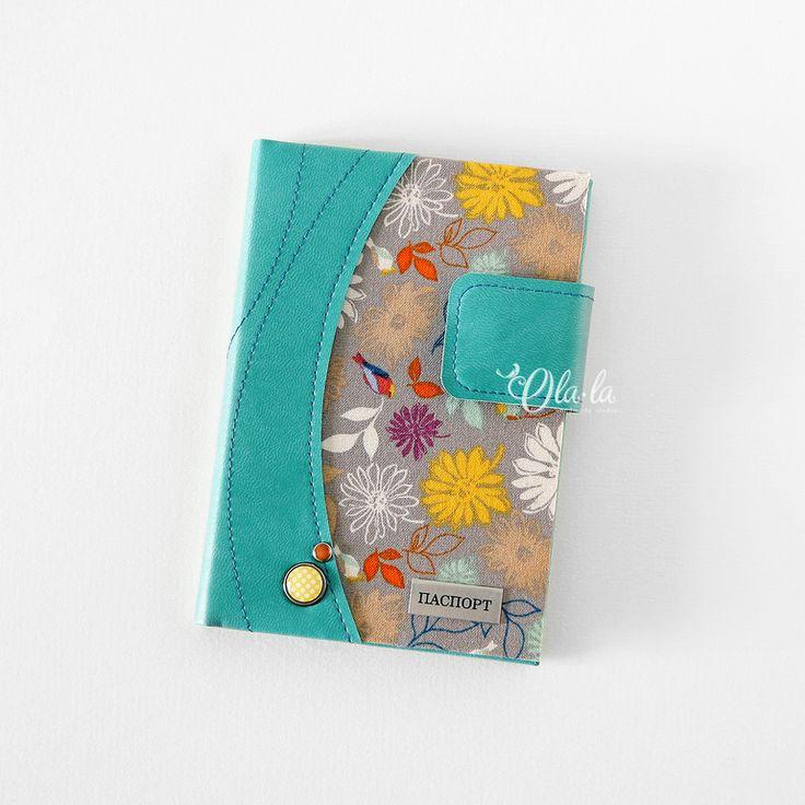 Долгожданный МК по обложке для паспорта!) - Babyblog.ru