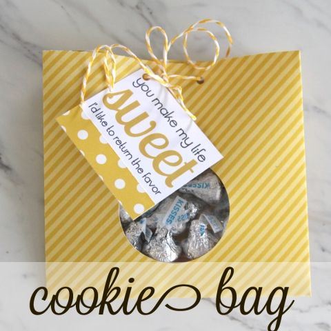 free template downloads and instructions for treatpackaging - It's Always Autumn