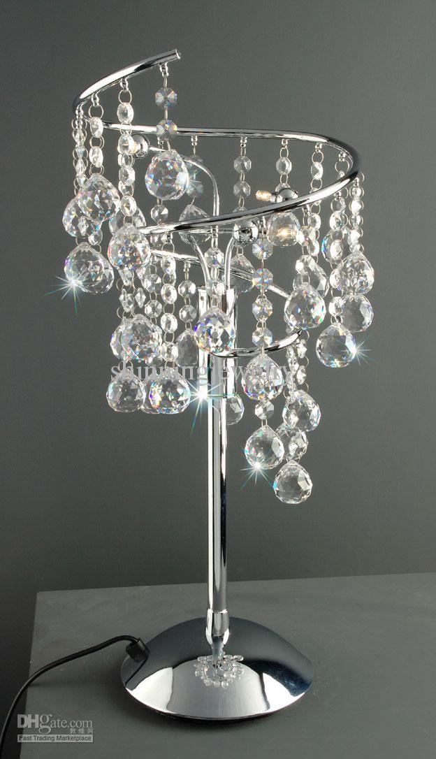 Swarovski Crystal Table Lamp | Swarovski Crystal ...
