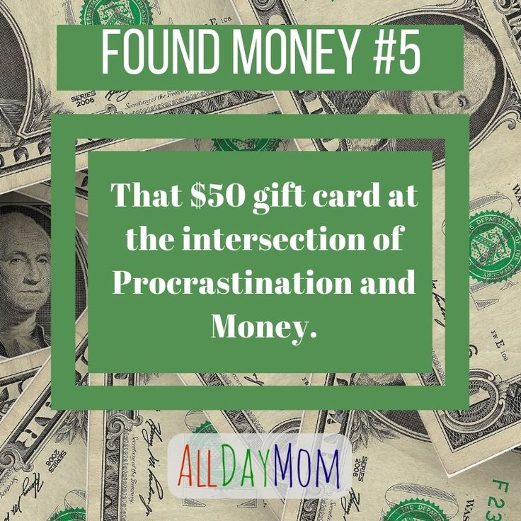 Found money fund files 5 that 50 shell gas gift card at