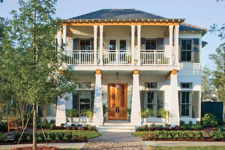 550 best southern living house plans images on pinterest for Coastal living plans