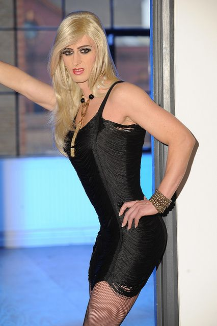 Tranny Sissified Man 51