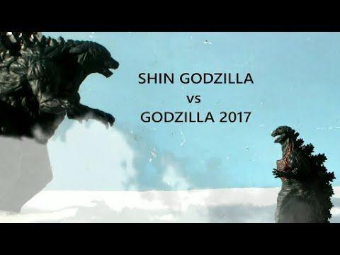 Shin Godzilla vs Godzilla 2017 ||FULL BATTLE|| (2018) HD - YouTube