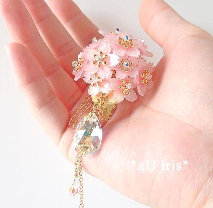 いいね!1,131件、コメント24件 ― *4U iris*4/29minne東京ビッグサイトさん(@4u_iris)のInstagramアカウント: 「私の住んでいる静岡県では、日本一早咲きと言われている熱海市にある糸川遊歩道の『あたみ桜』が既にキレイに咲いているそうです ・…」