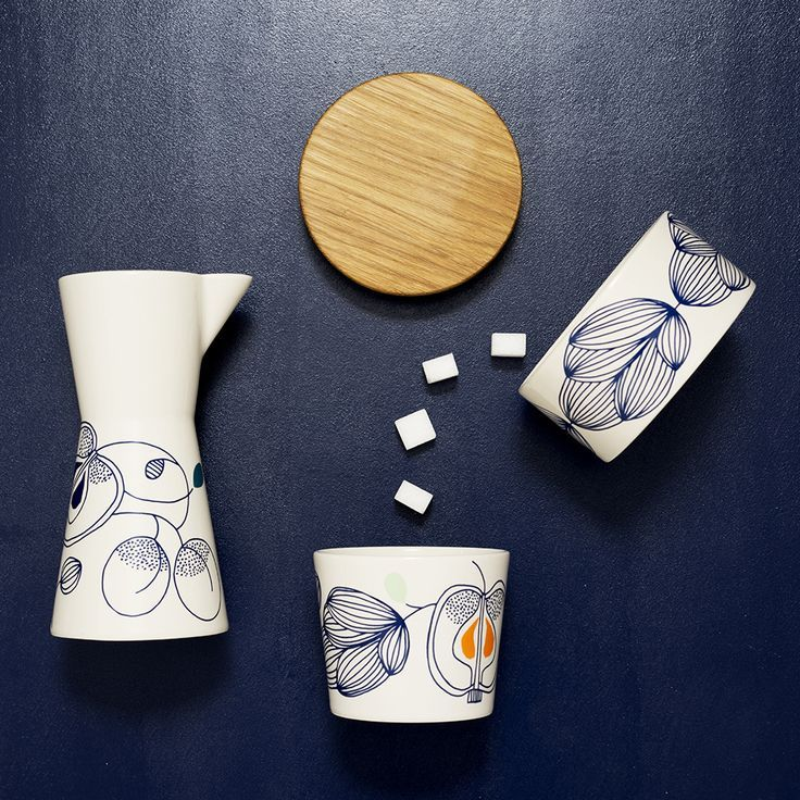 new Scandinavian ceramic collection, POME-POME, by Malene Helbak + Nygårds Maria
