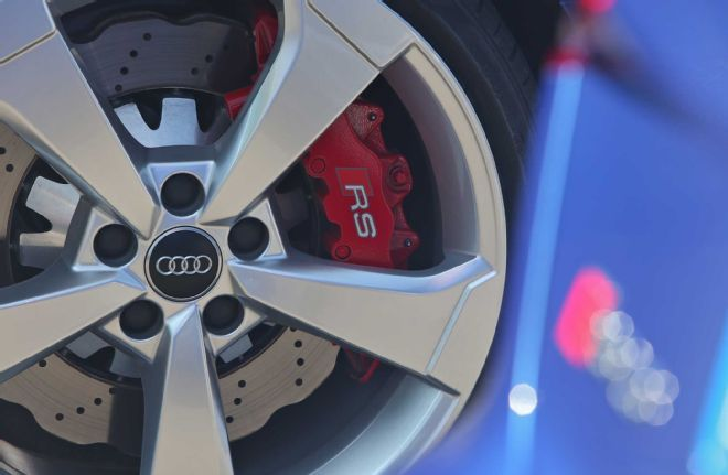 The 2015 Audi RS3 is a mature and very well-resolved package that we see as being the ultimate expression of the hot hatch.