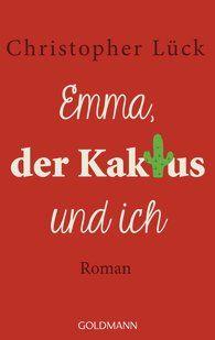 Christopher Lück – Emma, der Kaktus und ich: Gerd ist ein Anti-Held, wie er im Buche steht. Noch nie hatte er Glück bei Frauen – bis er auf die eigenwillige Gärtnerin Emma trifft. Es ist Liebe auf den ersten Blick. Bis Emma schwanger wird – und kompliziert. Doch er hat einen Plan: er will sich am Ort ihres Kennenlernens an einer Palme erhängen, um in letzter Sekunde von Emma gerettet zu werden. Nur dumm, dass Gerd selbst für einen Selbstmord zu sensibel ist.