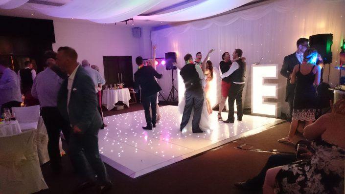 De Vere New Place Wickham – LED Dancefloor Hire