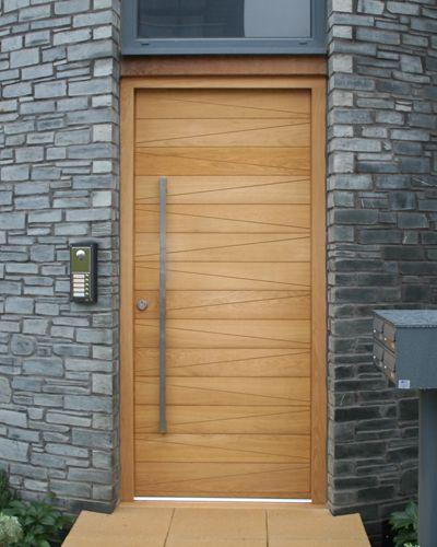contemporary front door - Google Search