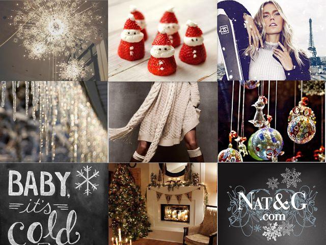 Pinterest Inspiration - Baby It's Cold Outside | Nat & G Inspirations