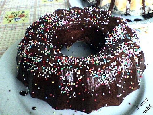 Bábovka #marblecake