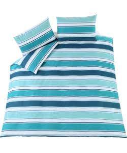 Fraser Blue Bedding Set
