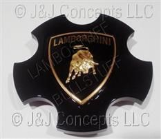 5 SPOKE WHEEL CAP - SHINY BLACK  Our Price: $74.03 List Price: $79.40 save $5.37