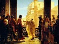 Todos enfrentamos encrucijadas ante los hechos de la pasión, muerte y resurrección de Cristo. Hablamos con Salvador Dellutri de la encrucijada de Poncio Pilato. ¿Será también la suya?