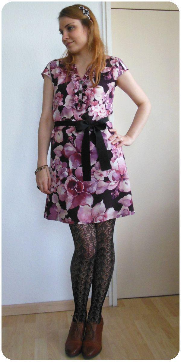 Cherryblossom dress