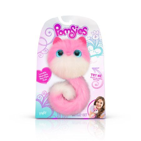Free 2-day shipping Buy Pomsies Pet Pinky at Walmart For Lily