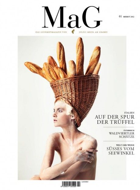 MaG, magazine, clean, elegant