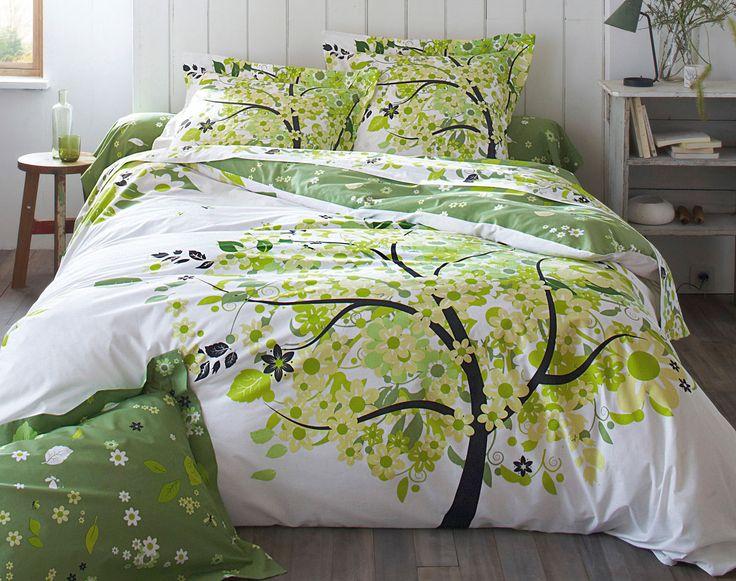 les 44 meilleures images du tableau un coin de vert 39 dure sur pinterest bazars choix et couettes. Black Bedroom Furniture Sets. Home Design Ideas