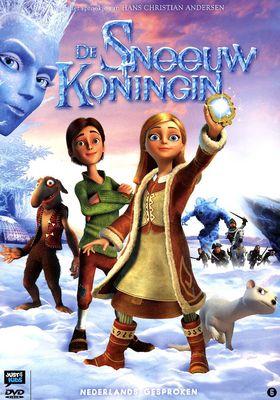 De sneeuwkoningin - Vladlen Barbe