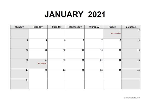 2021 Monthly Calendar Pdf Free Printable Templates In 2020 Julian Dates Printable Calendar Template Today Calendar