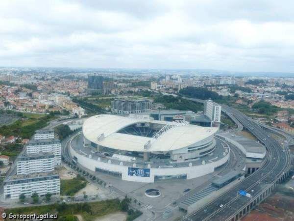 stade du dragon - Porto
