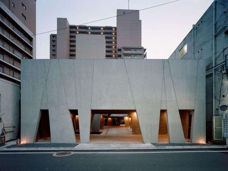 Hachioji Tree House / Airscape Architects Studio