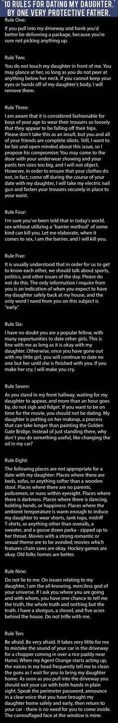 polyamorous relationship rules humor