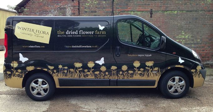 images about van signage on pinterest cars florists and the van