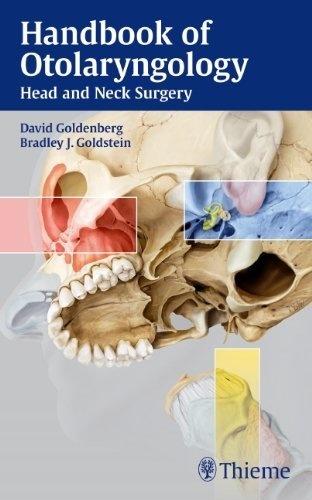 Handbook of Otolaryngology: Head and Neck Surgery by David Goldenberg, http://www.amazon.com/dp/160406028X/ref=cm_sw_r_pi_dp_vBWTrb1SXDQMQ