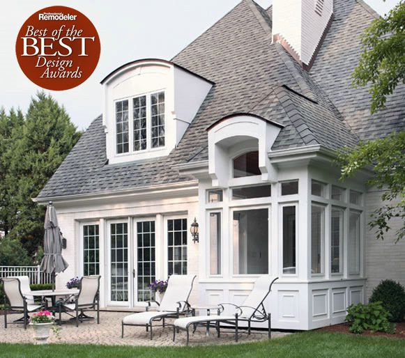38 best images about exteriors and home additions on for Sunroom plans free