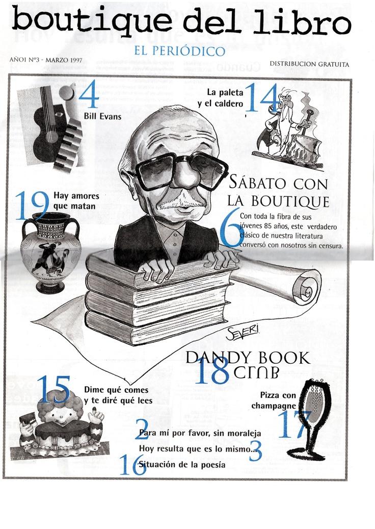 Edición 3 del Periódico Publicado por la Boutique del Libro San Isidro, 30 años