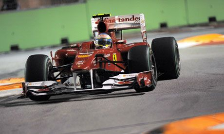 ALONSO WINS F1 <3