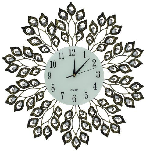 Lulu Decor Black Drop Wall Clock : Best images about decorating the apartment on