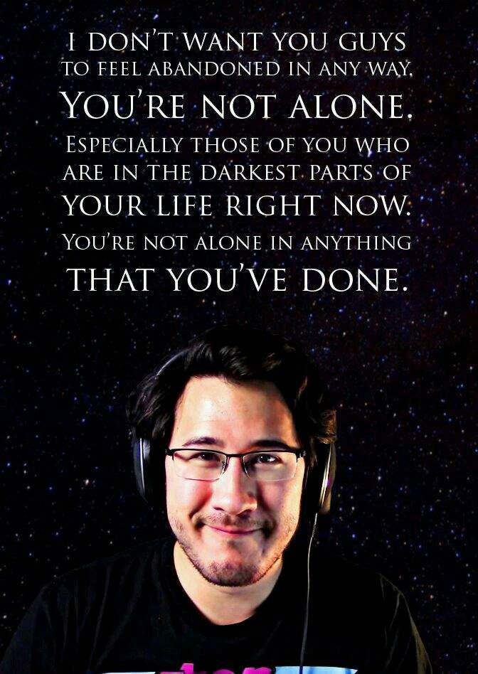 Some Inspirational Markiplier Quotes Markiplier Amino Amino Markiplier Markiplier Memes Youtube Quotes