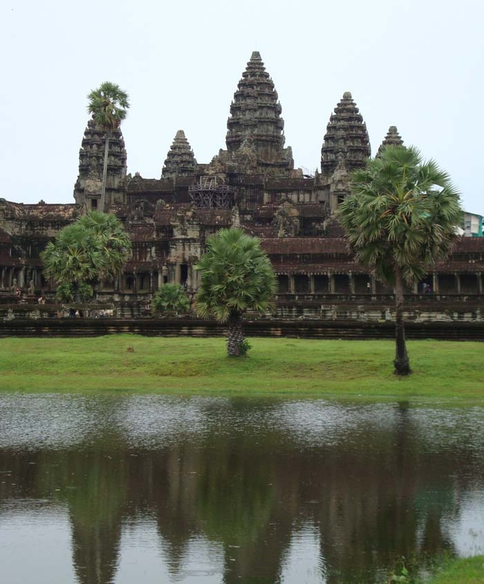 Angor Wat, Cambodia. Yepp I've been there and done that!!!:D