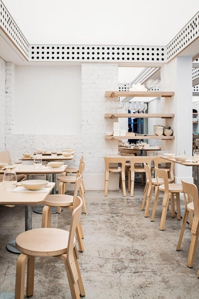 Cho Cho San Restaurant by George Livissianis